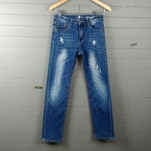 "7 for all mankind ""slimmy"" Jeans"